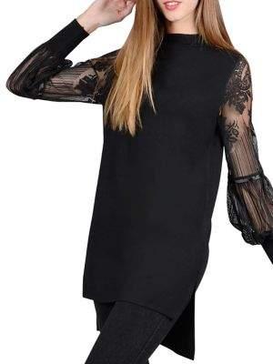 Molly Bracken High-Low Tunic Dress