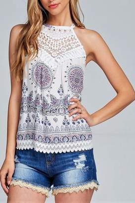 Mila Louise People Outfitter Tank Top