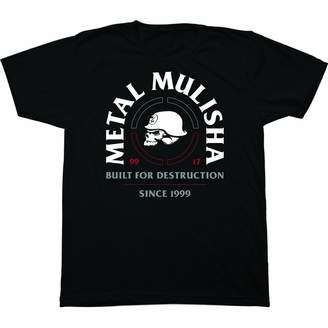 Metal Mulisha Men's Built Graphic T-Shirt-4XL