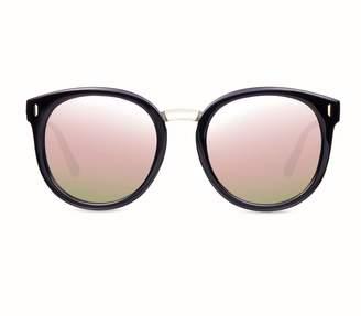 Barbie UV400 Oval Lens Mirror Polarized Sunglasses For Women's Girl's