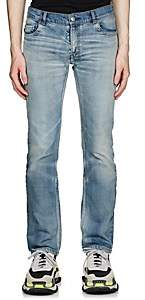 Balenciaga Men's Skinny Jeans-Lt. Blue