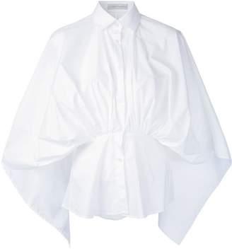 Palmer Harding Palmer / Harding gathered shirt