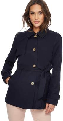 M·A·C The Collection - Navy Single Breasted Mac