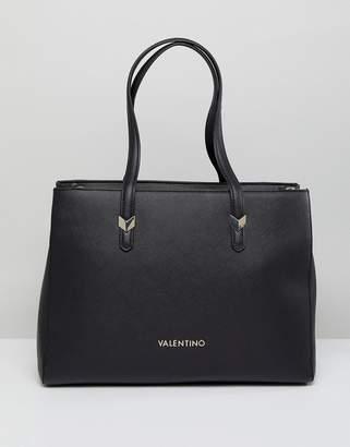 Mario Valentino Valentino By Tote Bag In Black
