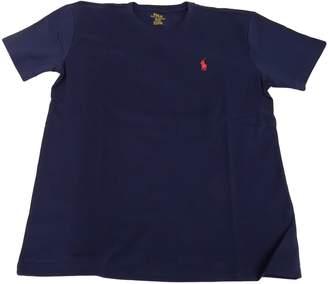 Polo Ralph Lauren Men's Crew-Neck Pony Logo T-Shirt Classic Fit (M, )