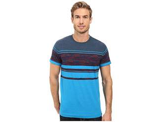 Prana Throttle Crew Men's Short Sleeve Knit