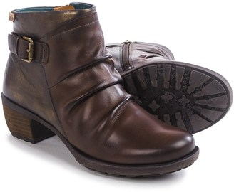 Pikolinos Le Mans Side Zip Ankle Boots - Leather (For Women) $69.99 thestylecure.com