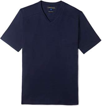 Vince Camuto Mens V-neck T-shirt