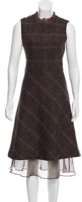 Acne Studios Baylen Wool Dress