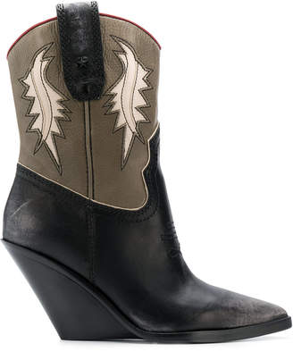 Diesel D-West AB boots free shipping footaction low price sale online discount cheap price cheap sale for sale 2l6OfBwN7B