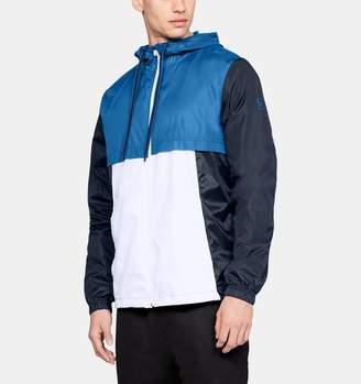 Under Armour Men's UA Sportstyle Windbreaker Jacket