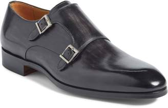 Magnanni Lucio Double Strap Monk Shoe
