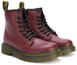 Dr. Martens Kids lace-up boots