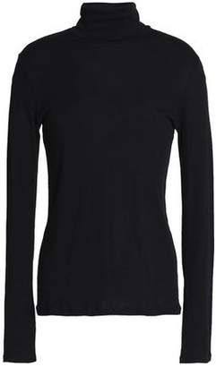 Petit Bateau Cotton-Jersey Turtleneck Top