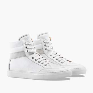 J.Crew Unisex Koio Primo Bianco sneakers