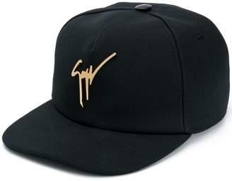 Giuseppe Zanotti Kenneth logo hat