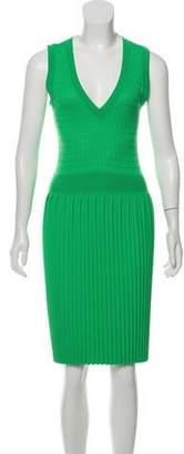 M.PATMOS Sleeveless Sweater Dress