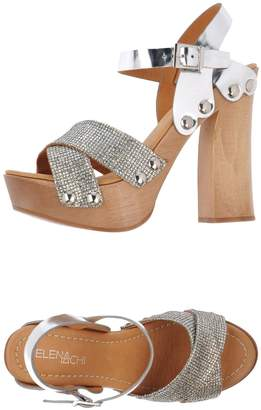 Elena Iachi Sandals - Item 11241925UO