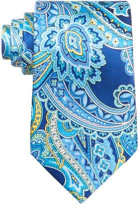 Geoffrey Beene Men's Timeless Paisley Tie $55 thestylecure.com