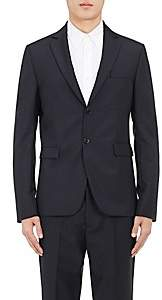 Acne Studios Men's Boden Wool-Mohair Two-Button Sportcoat - Black