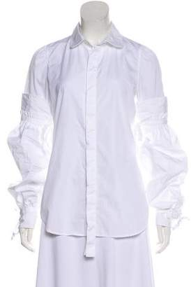 DSQUARED2 Collar Button-Up Shirt