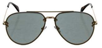Celine Mirror Aviator Sunglasses w/ Tags