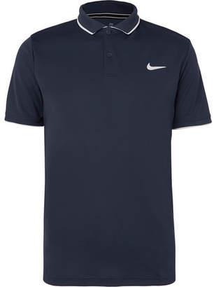 Nike Tennis Nikecourt Team Dri-Fit Tennis Polo Shirt