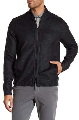 Good Man Brand Modern Slim Fit Bomber Jacket