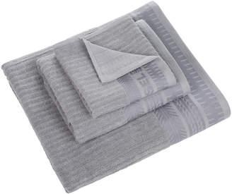 Diesel Living - Solid Towel - Grey - Guest Towel