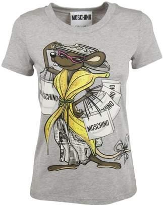 Moschino Printed T-shirt