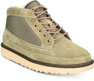 UGG Men's Highland Field Water-Resistant Boots Men's Shoes
