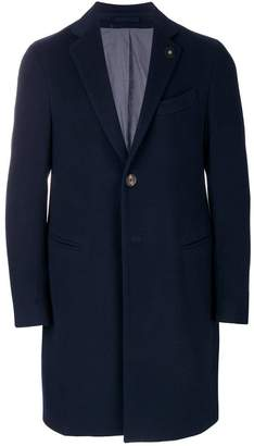 Lardini single-breasted coat