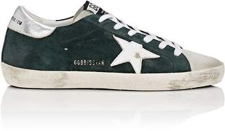 Golden Goose Women's Superstar Suede Sneakers