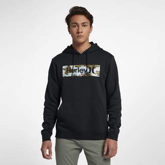 Hurley Surf Check Flamingo Pullover Men's Hoodie