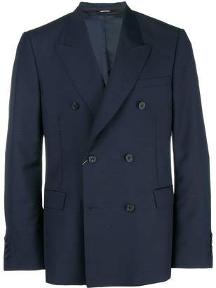 Alexander McQueen double-breasted suit jacket