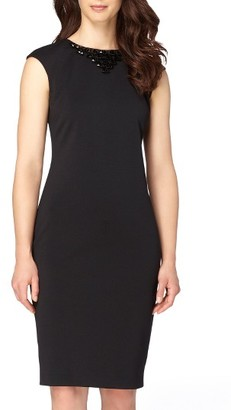 Women's Tahari Embellished Sheath Dress $148 thestylecure.com