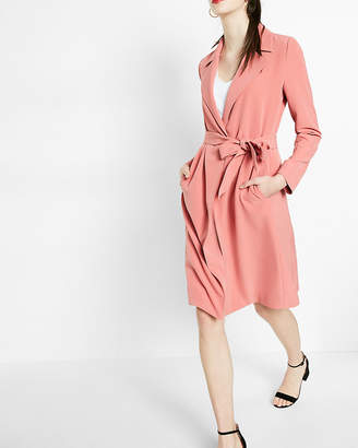 Express Soft Trench Coat