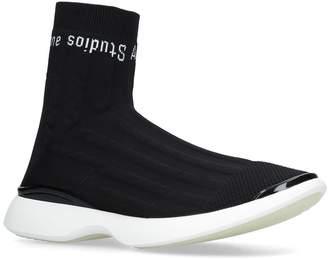 Acne Studios Micro Sole Tristan Sock Sneakers