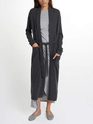 White + Warren Cashmere Long Robe