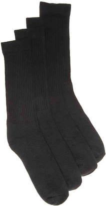 Wolverine Full Cushion Comfort Crew Socks - 4 Pack - Men's