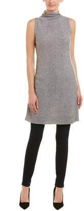 Qi Textured Wool & Cashmere-Blend Tunic