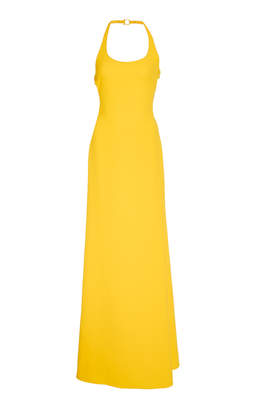 Ralph Lauren Montaine Evening Dress