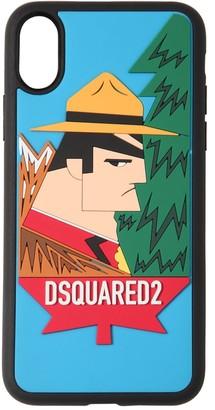 DSQUARED2 (ディースクエアード) - DSQUARED2 IPHONE X 携帯ケース