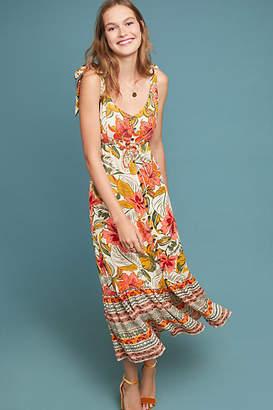 Cleobella Hibiscus Midi Dress
