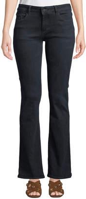 DL1961 Premium Denim Bridget Flare-Leg Denim Jeans