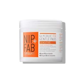 Nip + Fab Nip+fab Glycolic Fix Gentle Pads 60 pack