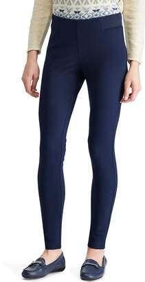 Chaps Women's Skinny Midrise Ponte Pants