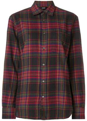 Aspesi (アスペジ) - Aspesi checked button shirt