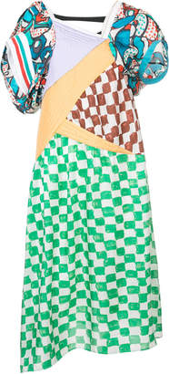 Tsumori Chisato printed midi T-shirt dress