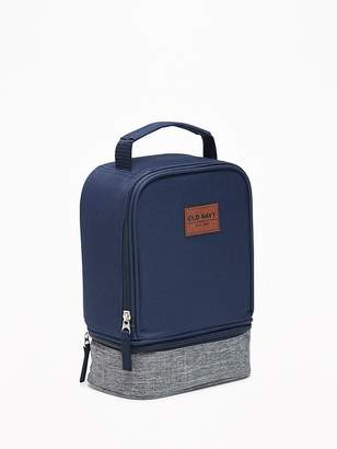 Old Navy Insulated Canvas Lunch Tote for Boys
